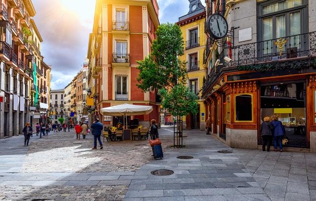 Resultado de imagen de barrio la latina